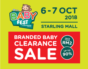 Motherhood Baby Sale