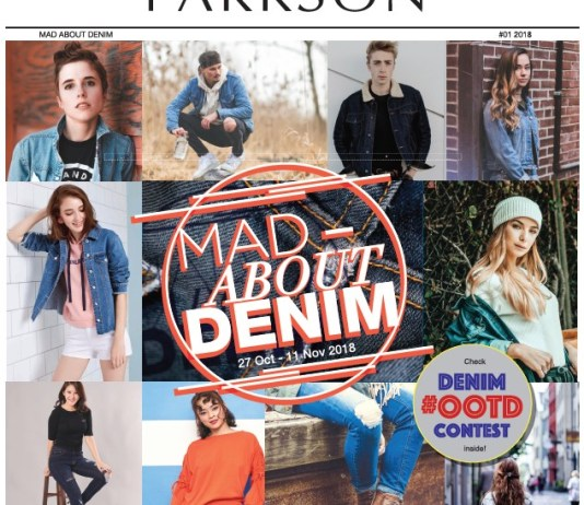 Parkson Mad About