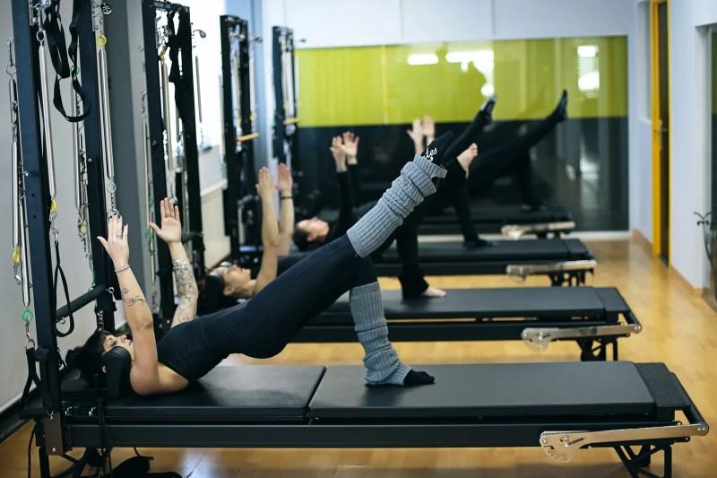 Pilates Control Balance
