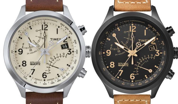 Este domingo mude a hora com estilo e um Timex no pulso