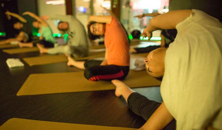 Virgin Active faz nova abordagem ao yoga com oferta inovadora