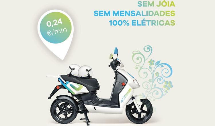 Lisboa recebe eCooltra Scootersharing, a primeira rede de scooters elétricas partilhadas