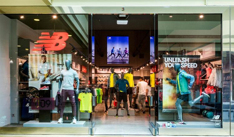 Outlet de VIla do Conde recebe a primeira loja outlet da New Balance no país