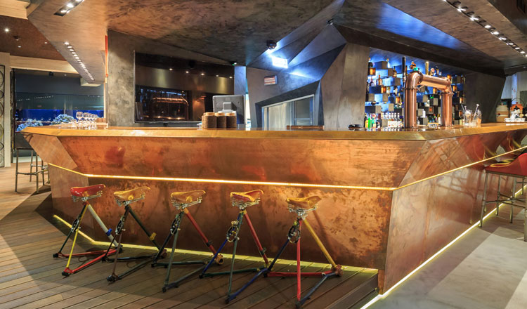 Salmora - Live Kitchen & Bar apresenta nova carta de verão