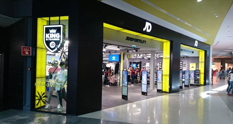 14674f6af6d8f JD Sports chega ao Algarve com abertura de loja em Albufeira