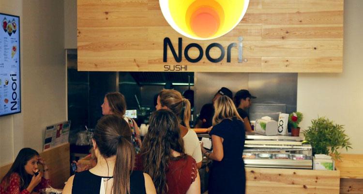 92ad33bc8a3 Noori Sushi renova loja no Chiado