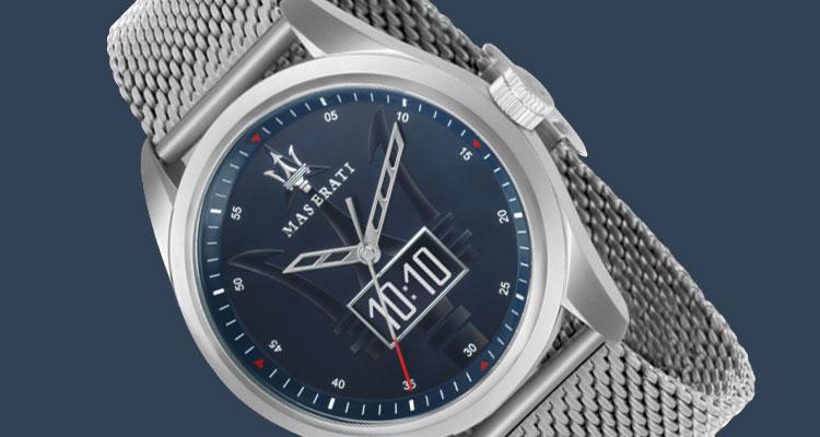 1fa342f1774 Novo Smartwatches Maserati