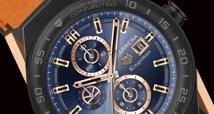 TAG HEUER é o relógio oficial do filme Kingsman