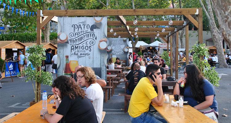 4ª edição do Mercado da Cerveja Artesanal refresca Cascais