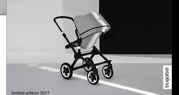 Bugaboo - o design de vanguarda do carrinho de bebé