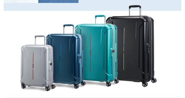 American Tourister apresenta malas de viagem inspiradas no futuro