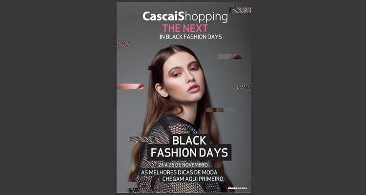 Black Fashion Days com as melhores ofertas no CascaiShopping