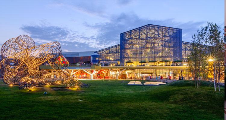 ParkLake finalista em prémios europeus de centros comerciais