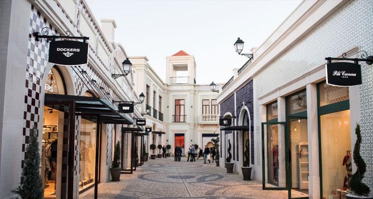 Vendas privadas exclusivas no Freeport Lisboa Fashion Outlet