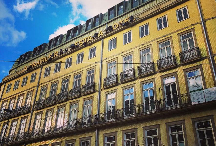 Pestana Porto – A Brasileira City Center & Heritage Building abre portas no mês de Março