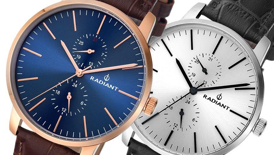 6f68bfe94e0 Relógios Radiant são sugestão para os super Pais