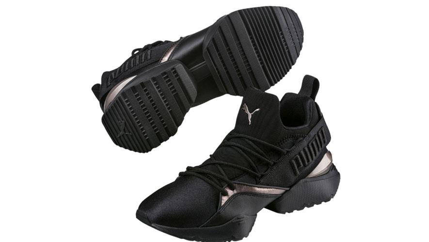 01c81651550 Puma apresenta as novas botas Muse Maia Luxe