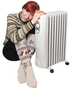 Холода внаших краях приходят без предупреждения.
