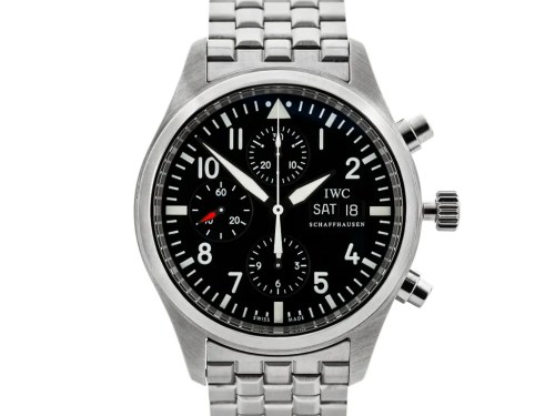 Preowned IWC Schaffhausen Chronograph Watch
