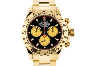 Rolex 18ct Yellow Gold Cosmograph Daytona