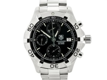 Preowned TAG Heuer Aquaracer watch