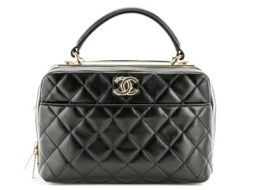 Preowned Chanel Bowling Bag