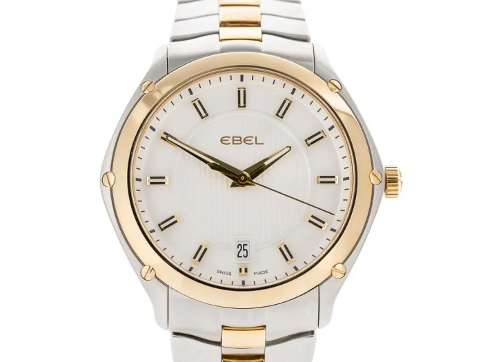 Preowned Ebel Sport Watch