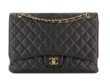 Chanel classic XL flap bag