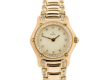 Preowned Ebel Diamond Watch
