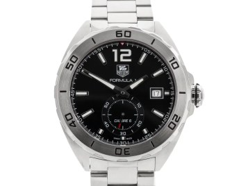 Preowned TAG Heuer F1 Calibre 6 watch