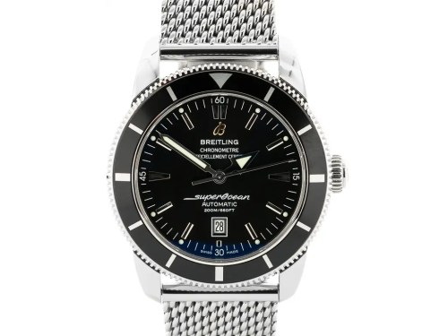 Preowned Breitling Superocean Heritage 46 Watch