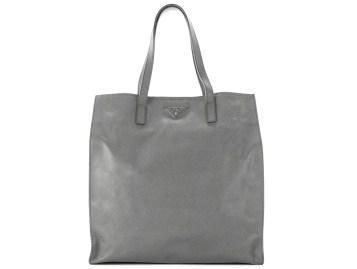 Prada Saffiano Soft Tote Bag
