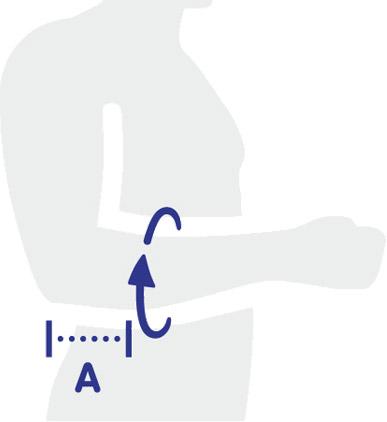 Ортез для локтя BAUERFEIND EPITRAIN