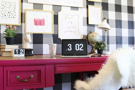 pink home office design idea. Pink Office Decorating Ideas - These Are Our Idea And Inspiration Of The Most Comfortable, Beautiful, Elegant Functional Home Decor. Design