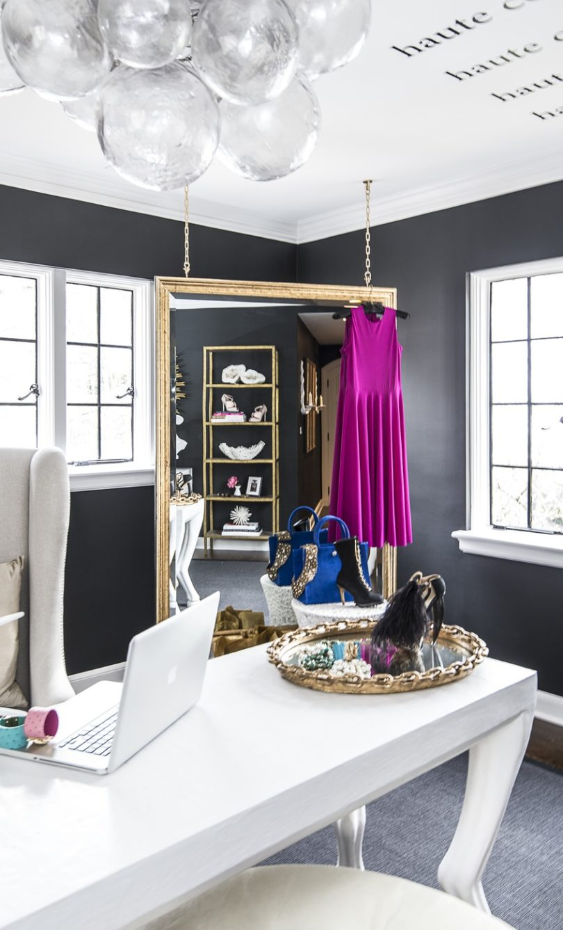Tour This Amazing Fashion Blogger's Transitional Home ...