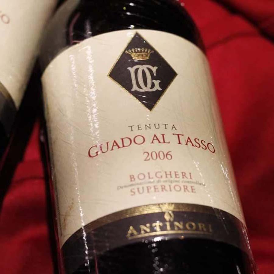 Rượu Vang Ý Guado Al Tasso