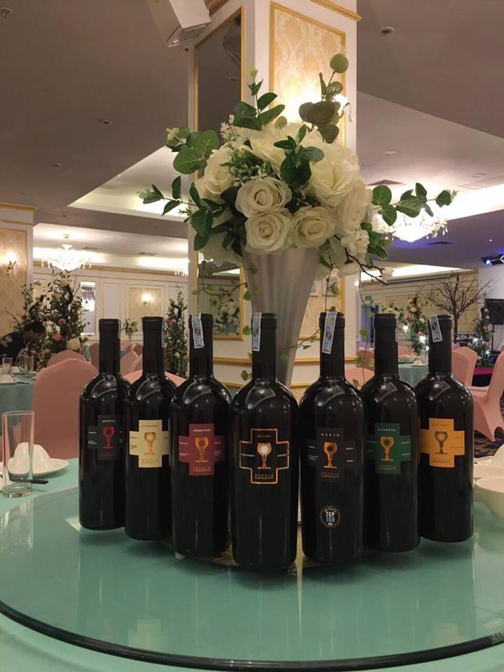 Nhà phân phối rượu vang Armentino tại Bắc Kạn giá rẻ