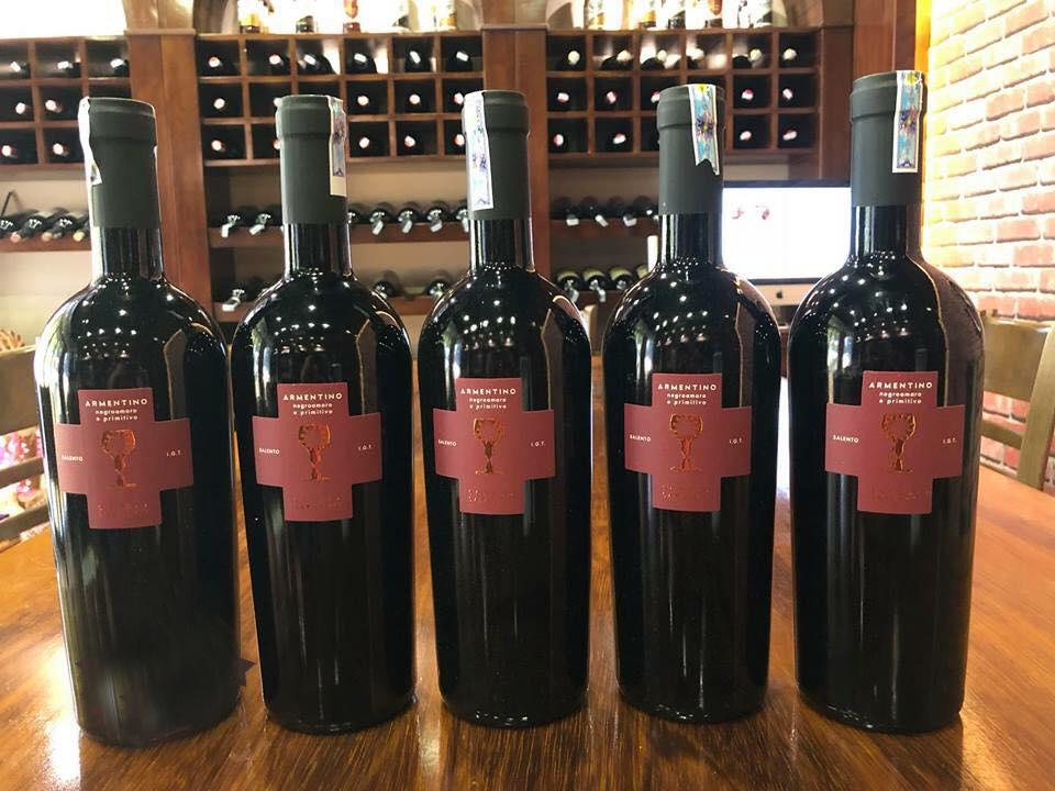 Nhà phân phối rượu vang Armentino tại Cần Thơ giá rẻ