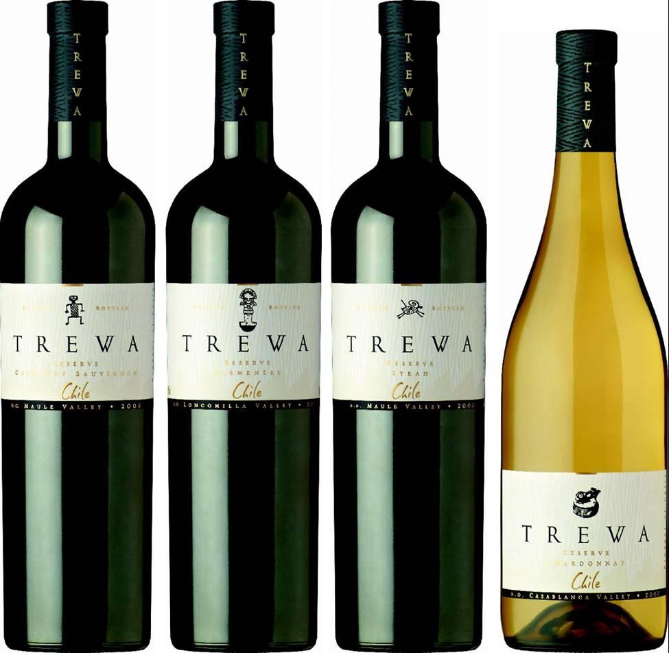 Rượu Vang Chile Trewa Reserva
