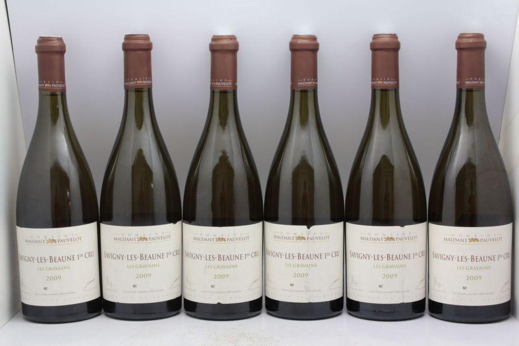 Rượu Vang Pháp Domaine Maldant Pauvelot Savigny Les Beaune 2012