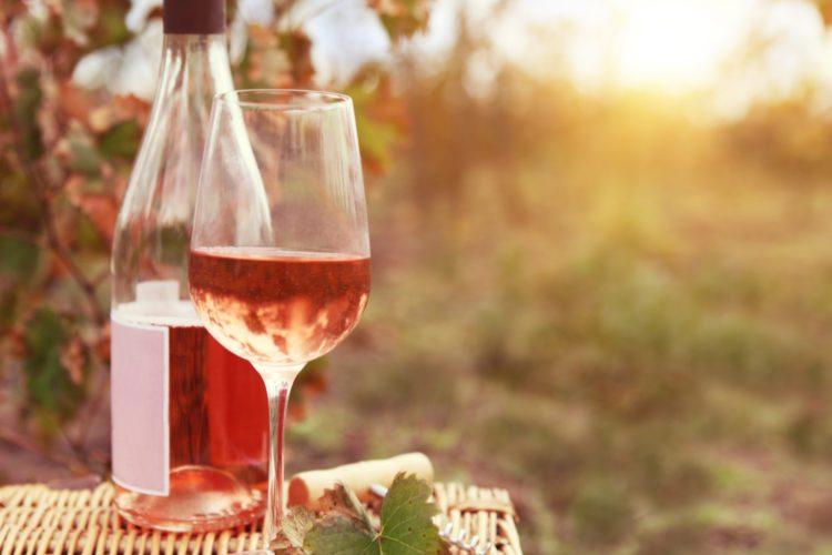 rượu vang hồng 2