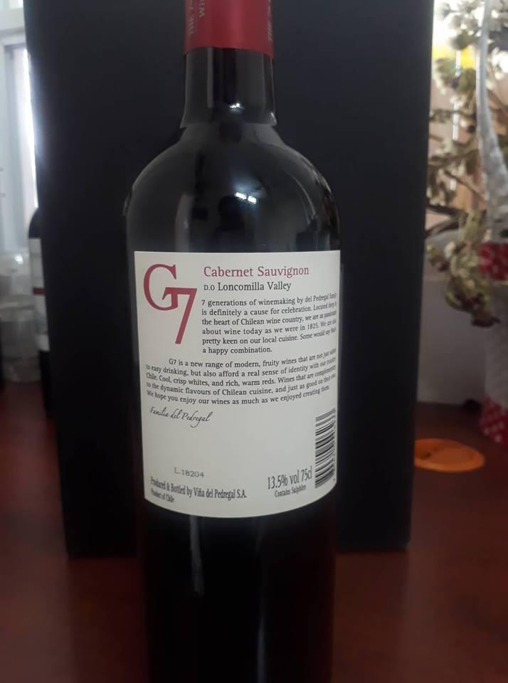 Bán rượu vang g7 cabernet sauvignon tại Phú Quốc giá tốt nhất