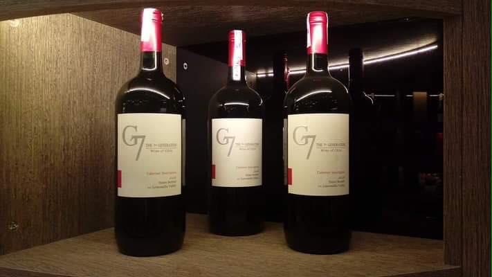 Bán rượu vang g7 cabernet sauvignon tại Hải Phòng giá tốt nhất