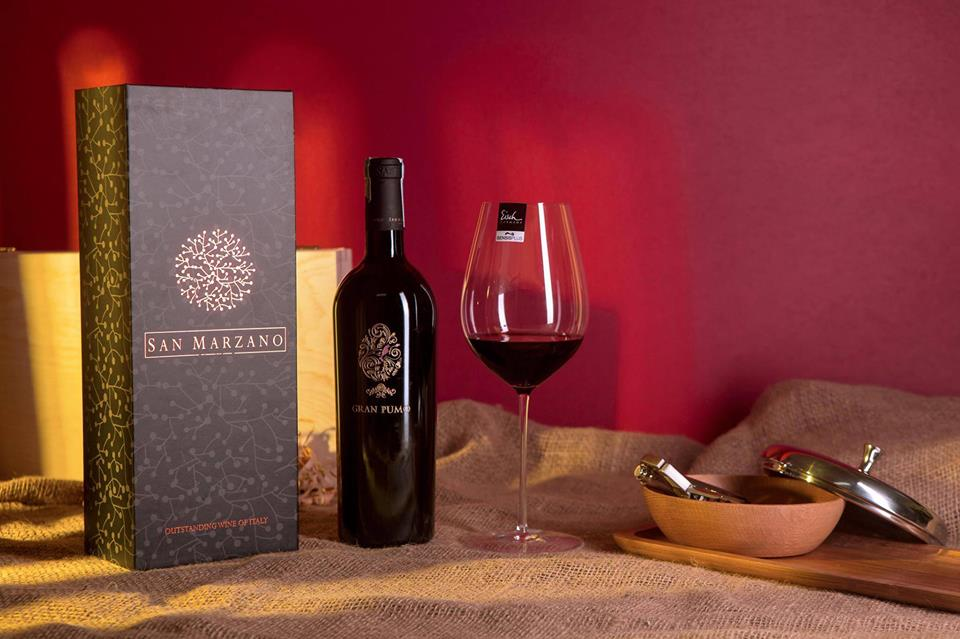 Bán rượu vang Ý Gran pumo tại Vĩnh Phúc giá Tốt