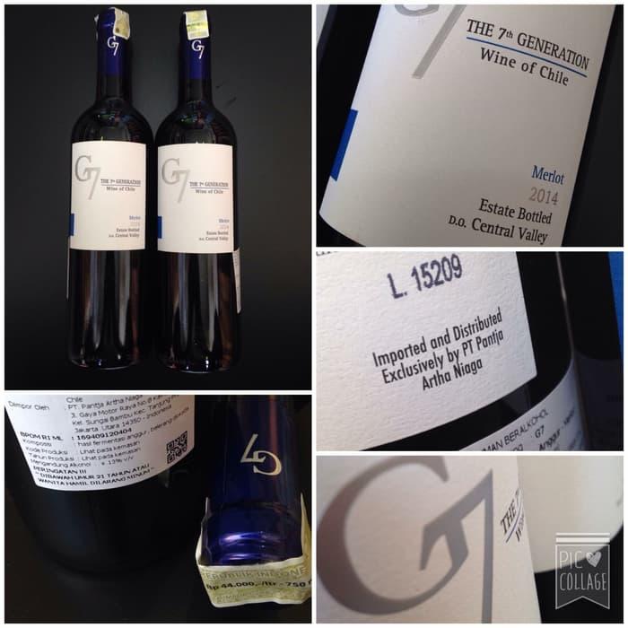 Nhà cung cấp rượu vang g7 merlot tại Hải Phòng giá tốt nhất