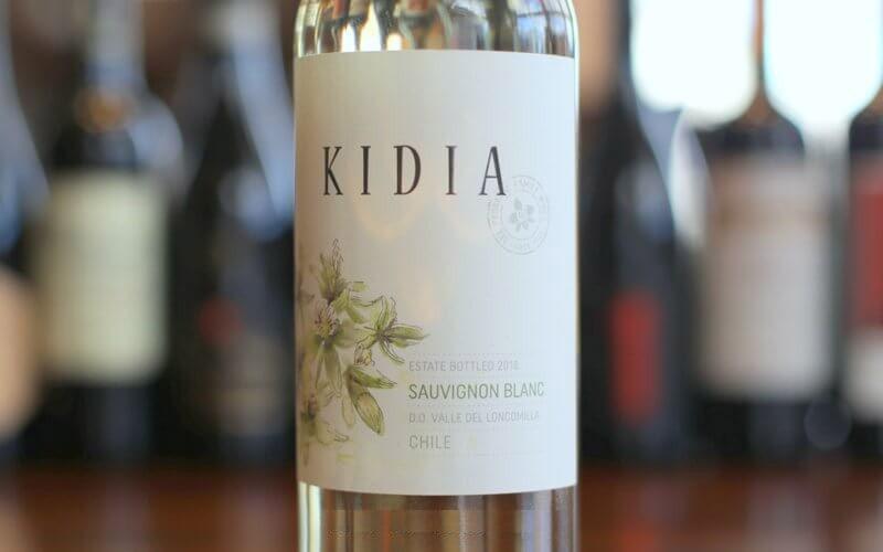 Rượu vang chile kidia sauvignon blanc tại Hải Phòng giá tốt