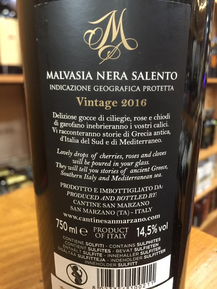 Bán rượu vang m malvasia nera tại Quảng Ninh giá tốt nhất