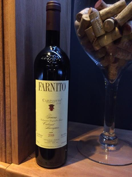 Rượu vang Carpineto Farnito