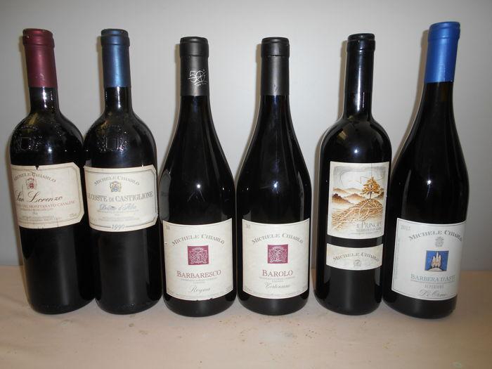 Rượu vang Michele Chiarlo Reyna Nebbiolo