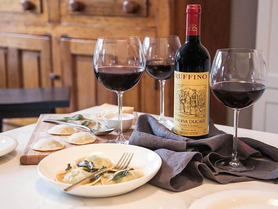 Rượu vang Ruffino Riserva Ducale
